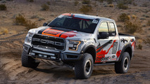 2017 Ford F-150 Raptor race truck unveiled