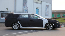 Kia Optima Sportswagon spy photo