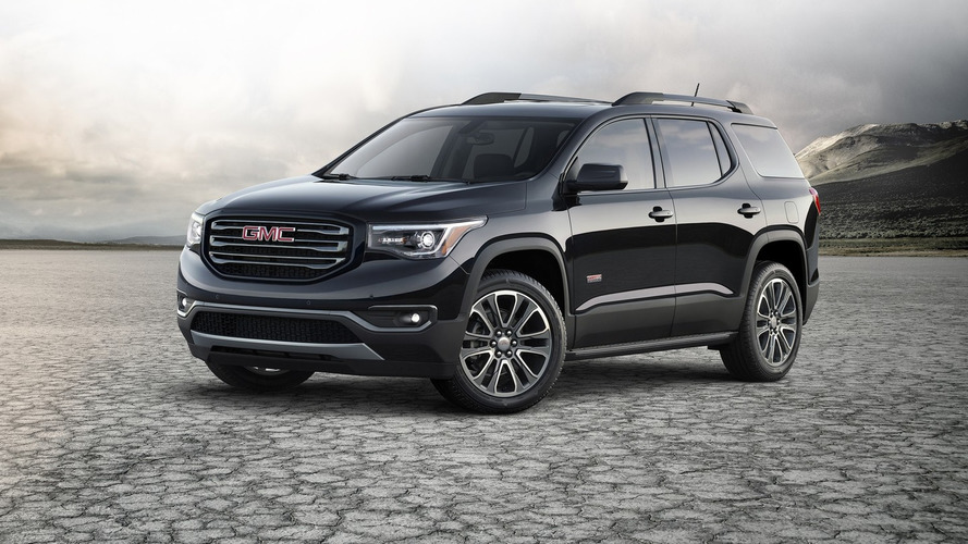2017 GMC Acadia priced from $29,995
