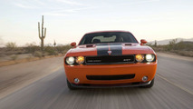 Dodge Challenger SRT8 Revealed