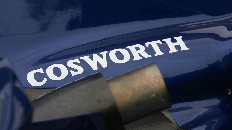 Williams confirms Cosworth power for 2010