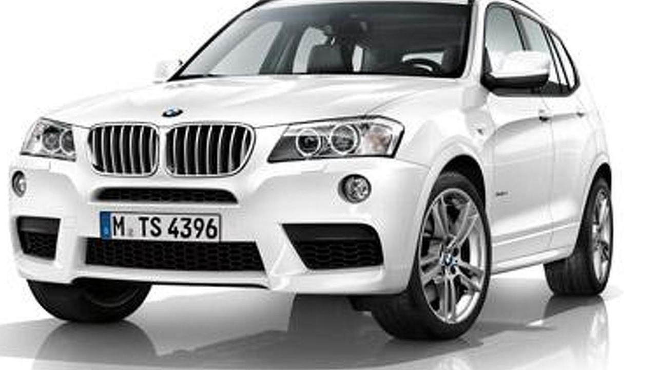 2011 BMW X3 with M-Sport package, 687, 16.07.2010