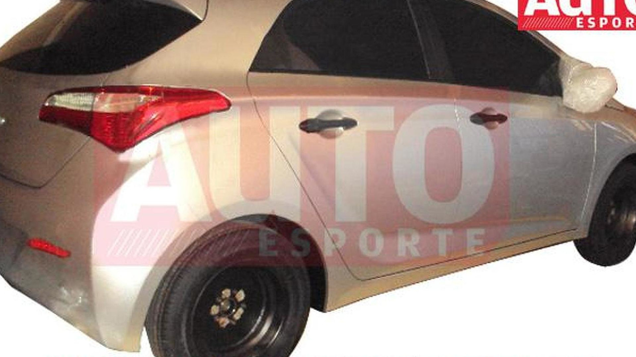 Hyundai ix-Metro hatchback prototype leaked photo, 655, 12.07.2010