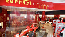 First Ferrari store in UK