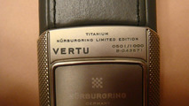 $4600 Vertu Nurburgring Titanium phone turns up on eBay