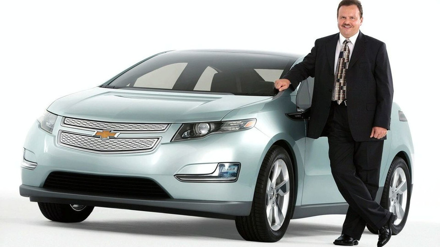 First Official Images of Production Chevy Volt Leak Out