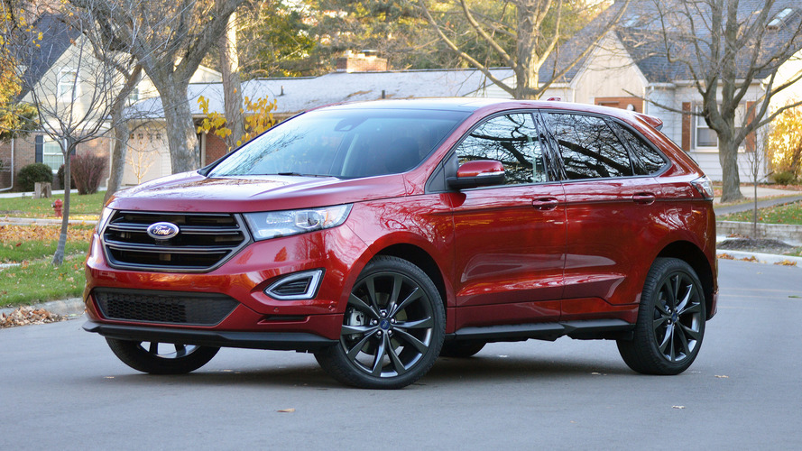 2017 Ford Edge Sport Review: The power to corrupt