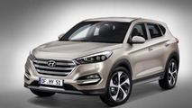 2016 Hyundai Tucson first official images published