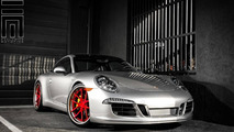 Porsche 911 Carrera gets minor makeover from Exclusive Motoring