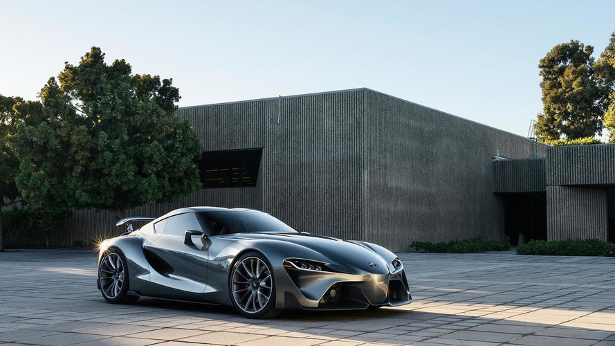 Upcoming Toyota sports car could cost more than the Corvette