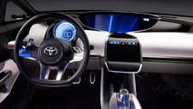 Toyota NS4 Plug-in Hybrid Concept 10.01.2012