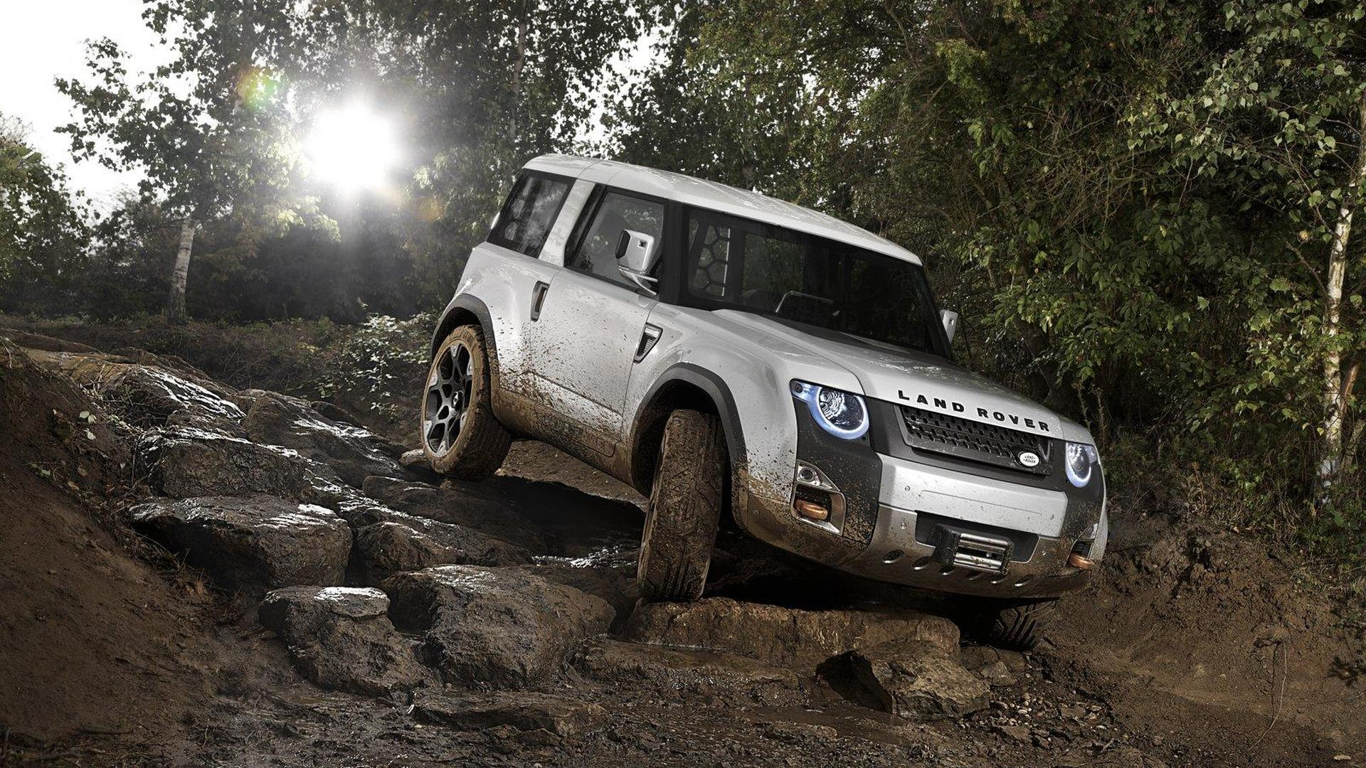 Land Rover finalizes the design of the next Defender - report