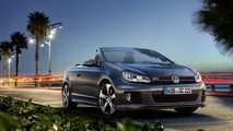 VW Golf GTI Cabriolet receives subtle styling updates
