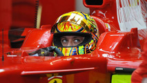 Rossi rules out switch to replace Massa