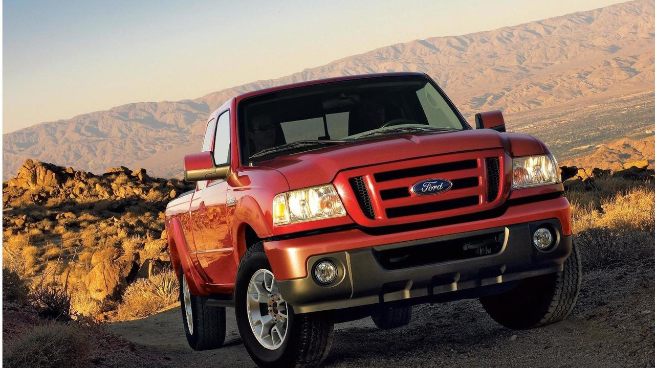 2011 Ford Ranger North America