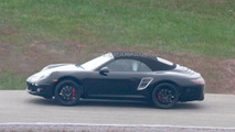 2012 Porsche 911 spied in action [video]