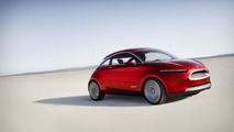 Ford Start concept previews future design language