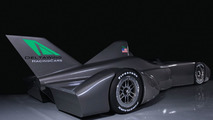 2012 IndyCar Race Car Design Proposals by DeltaWing [Video]