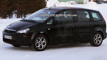 2012 New generation Ford C-Max spy photos