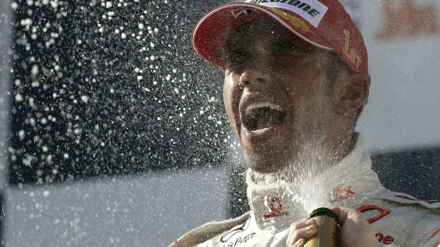 Hamilton Could Outdo Schumacher in Earnings