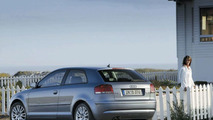 Audi A3 3-Door Gets Facelift