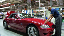 BMW Z4 Coupe Returns in June 2006