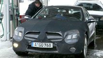 SPY PHOTOS: Mercedes SL Facelift