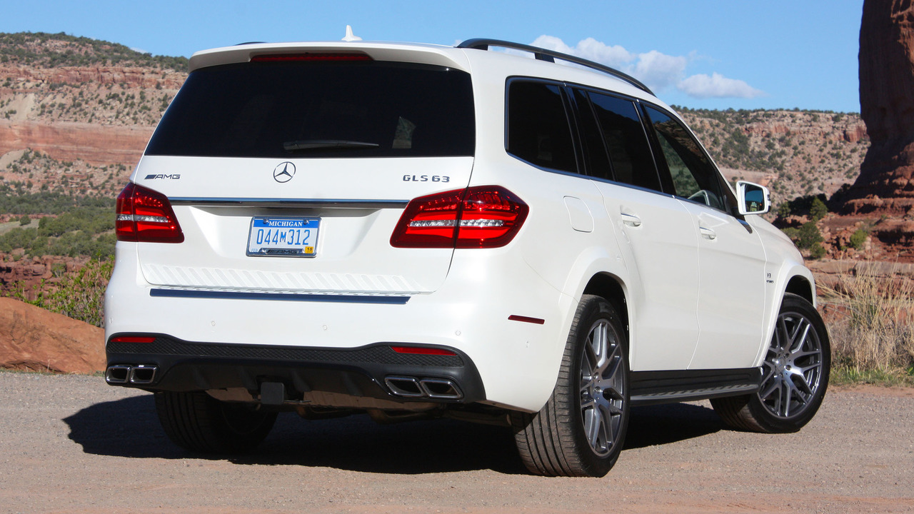 Bmw X5 Towing >> Review: 2017 Mercedes-AMG GLS63