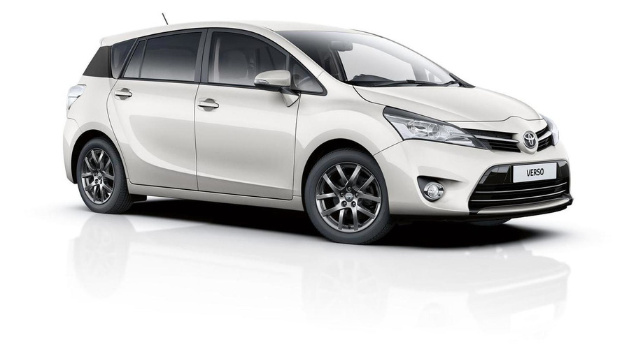 2015 Toyota Verso gains Trend Plus version in UK