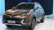 MG GS unveiled in Shanghai, arrives in the UK next year