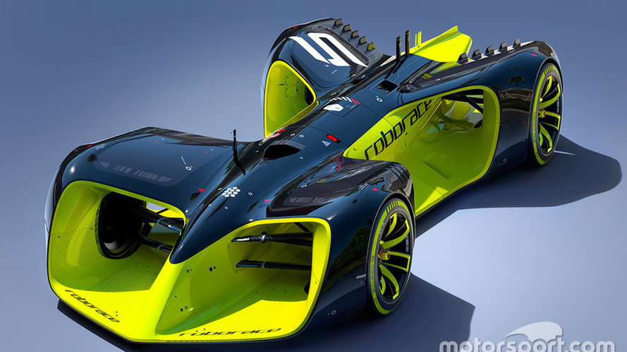 Roborace details size, weight of electric driverless race cars