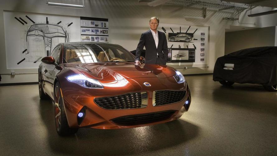 Henrik Fisker resigns from Fisker Automotive - report