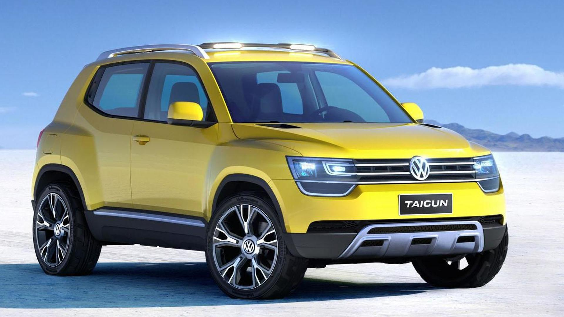 Volkswagen Taigun almost ready for production