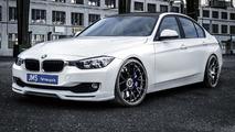 JMS tunes the BMW 3-Series