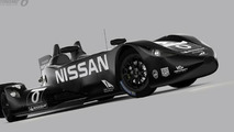 Nissan DeltaWing in Gran Turismo 6 12.6.2013
