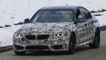 2014 BMW M3 spy photo  / Automedia