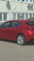 2014 Mazda3 leaked again?