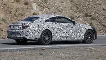 2014 Mercedes S-Class Coupe spy photo