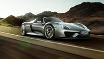 Porsche 918 Spyder configurator launched