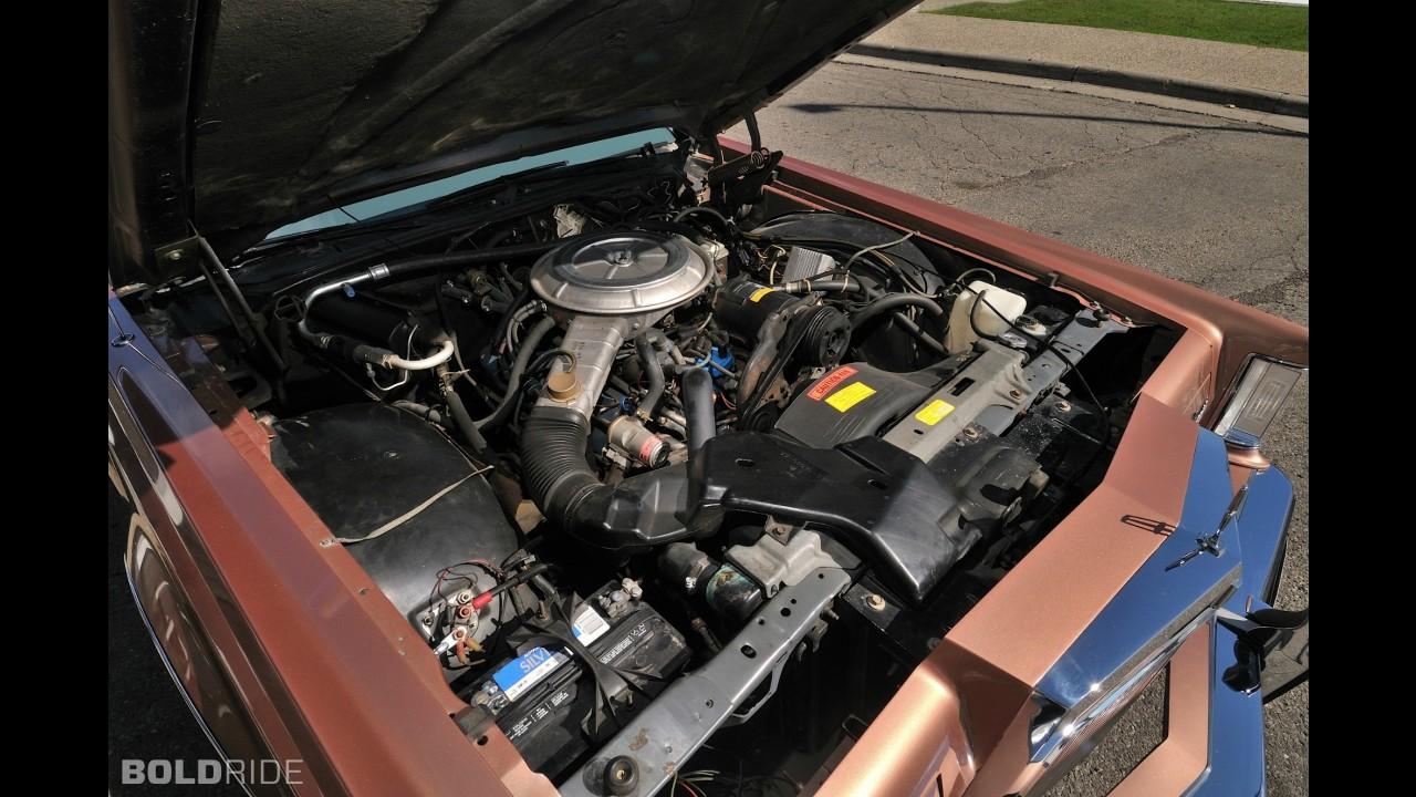 Lincoln Mark V
