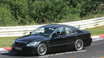 Lexus IS 500 Coupe Spy Photo