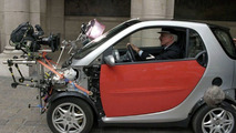 smart fortwo as prize in Pink Panther Contest
