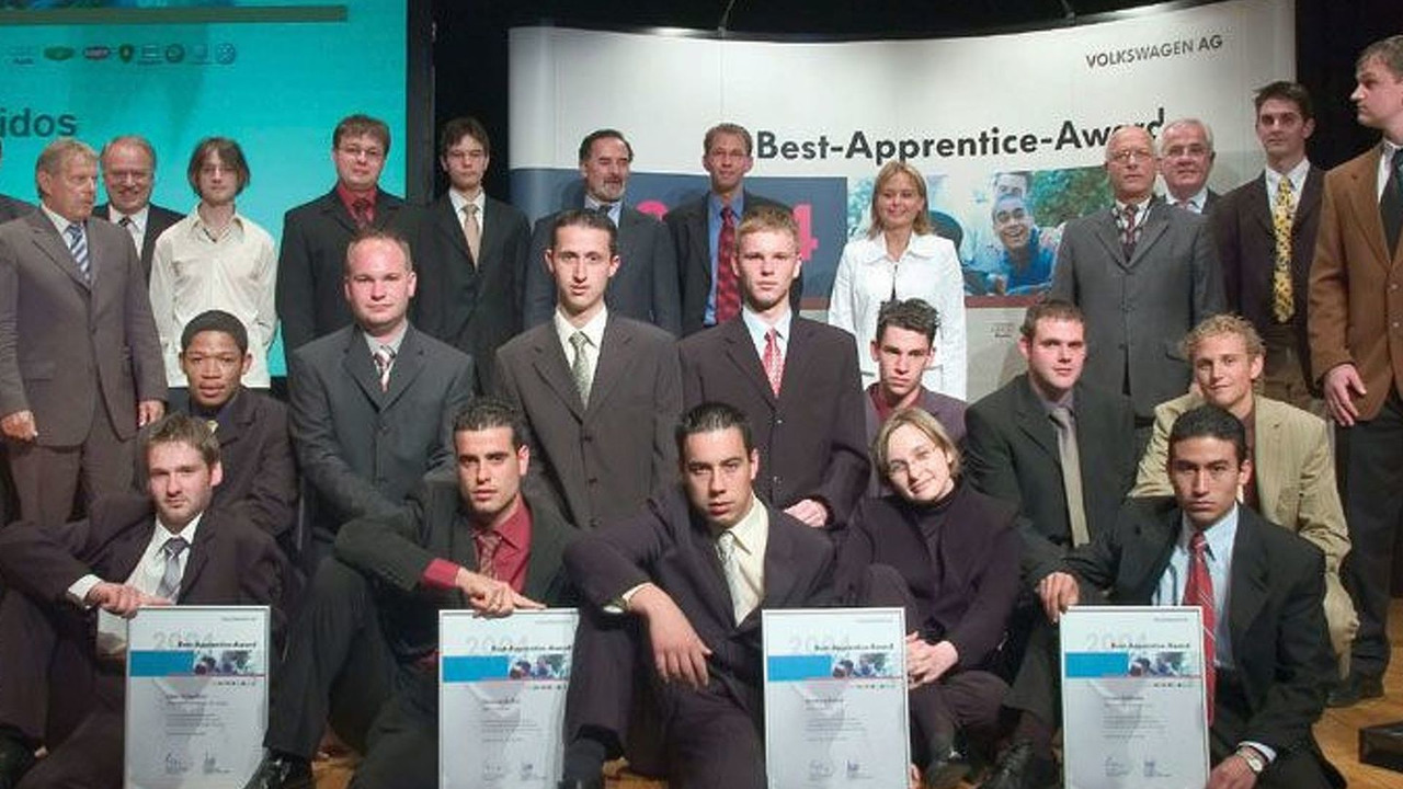 VW Best Apprentices
