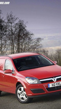 All New Vauxhall Astravan