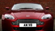 Aston Martin V8 Vantage: WCF Test Drive