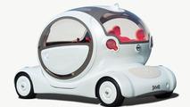 Nissan Pivo Concept