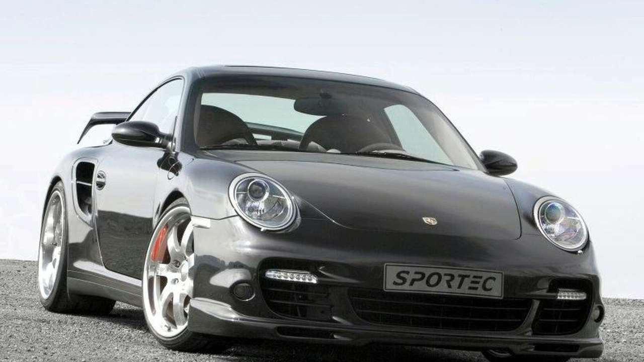 Sportec SP580 - Based on Porsche 911 Turbo