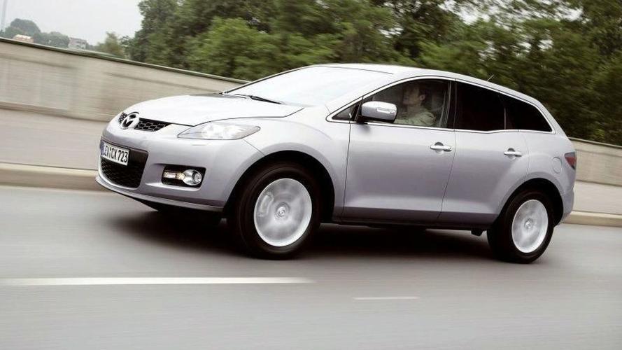 Mazda CX-7 comeback considered