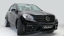 Lorinser tunes the 2012 Mercedes M-Class