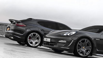 Kahn Porsche Panamera wide track